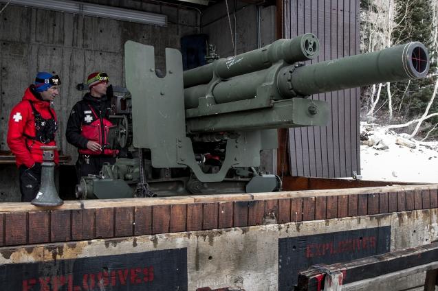 Snowbird Howitzer