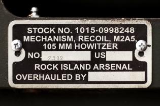 Howitzer Label
