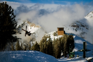 Griffin Dec6 above Wildcat